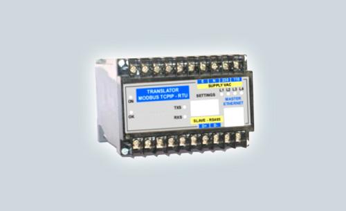 Translator Modbus RTU to Modbus TCP converter, Modbus TCP to